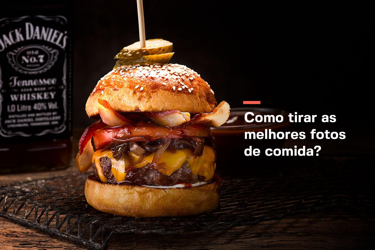 7 Dicas para fotografar alimentos